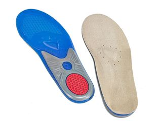 Comfort Gel insole with footbed