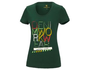 e.s. T-shirt Letter, ladies'