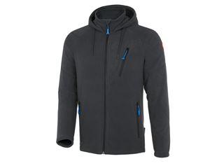 Hooded fleece jacket es motion 2020 ladies shoes