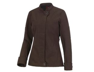 Work jacket long sleeved e.s.fusion, ladies'