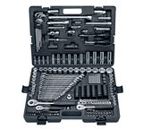 195 Piece Industrial Socket Wrench Set