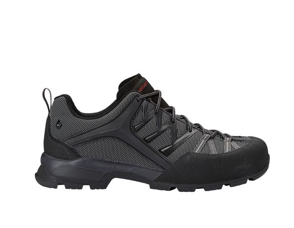 e.s. O2 Work shoes Setebos low black/anthracite