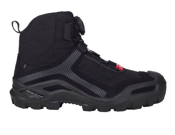 e.s. S3 Safety boots Kastra mid black