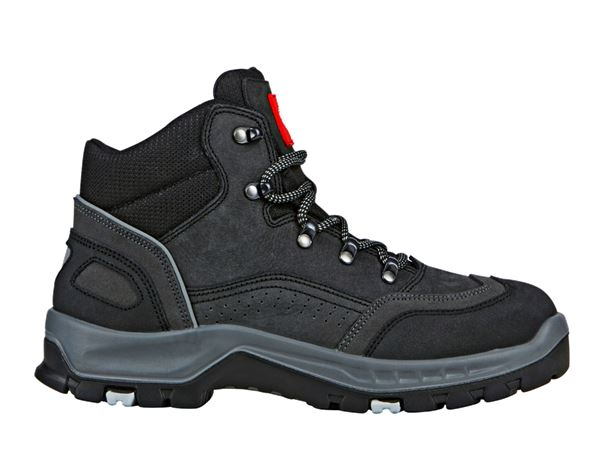 S3 Safety boots Storm Mid black