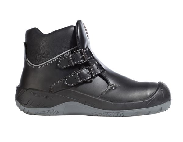 S3 Roofer's Safety boots Simon black
