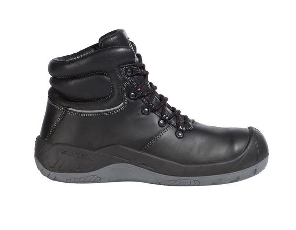 Elten S3 Roofer's- / Tarmac Safety boots Samuel  black