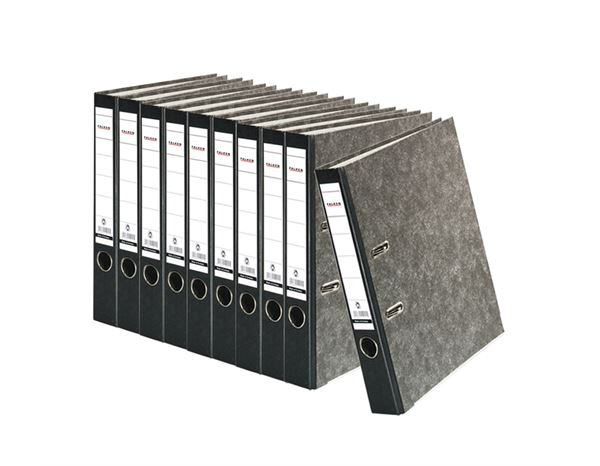 Falken Economy Recycled A4 Arch Files black