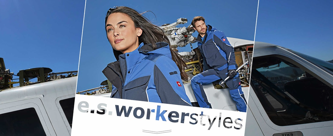 e.s. Workerstyles Autumn/Winter 2017