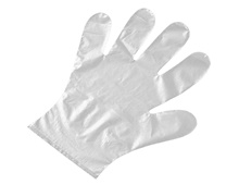 Disposable PE gloves