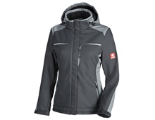 Ladies' softshell jacket e.s.motion
