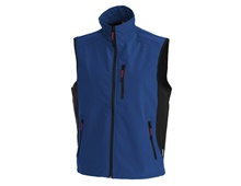 Softshell bodywarmer dryplexx® softlight