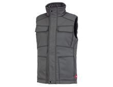 Winter softshell bodywarmer e.s.roughtough