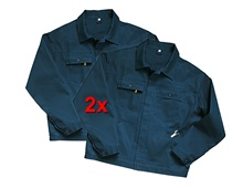 Basic - cotton Jacket (pack of 2)