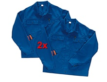 Economy - polycotton Jacket (pack of 2)