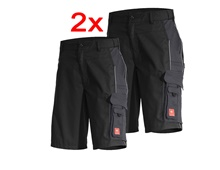 Combo-Set: 2x e.s. Shorts active