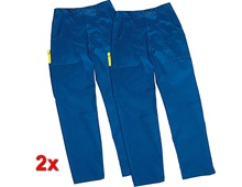 Economy - polycotton Trousers (pack of 2)