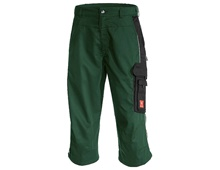 e.s.active 3/4 length trousers