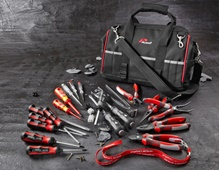 Force pliers and screwdrivers set Professional