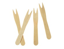 French fries forks