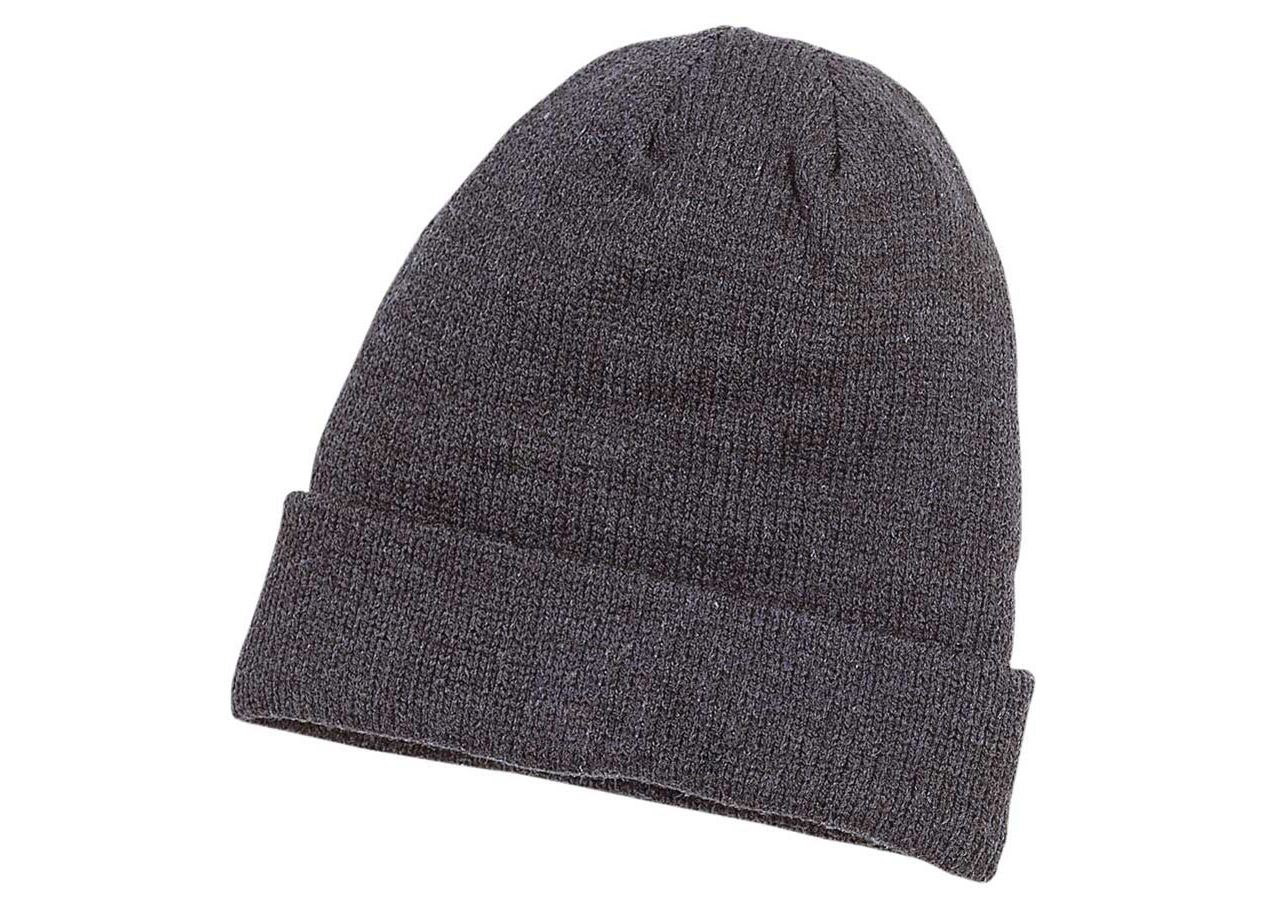 Accessories: Knitted hat Jan Thinsulate + anthracite