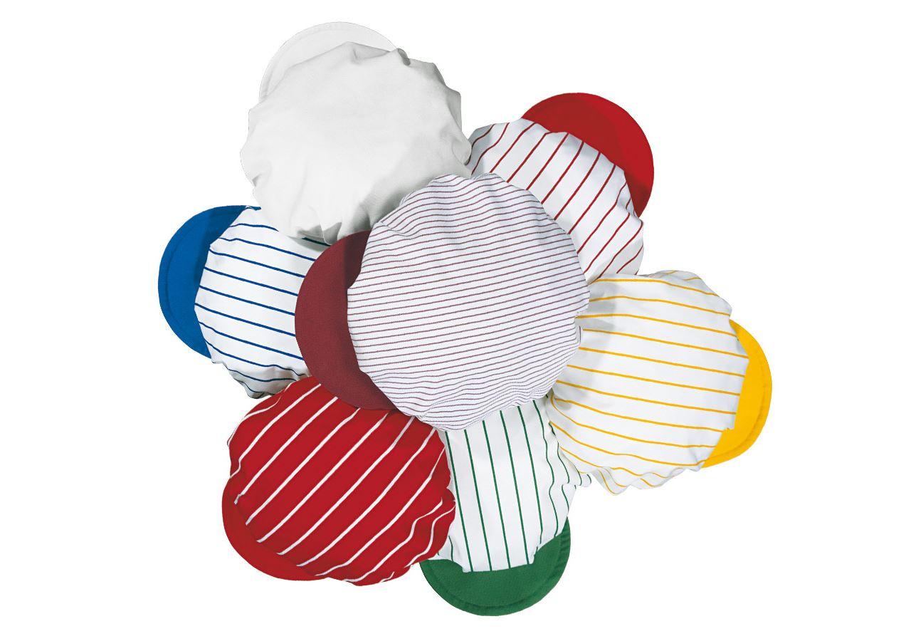 Accessories: Coverall Hat + white