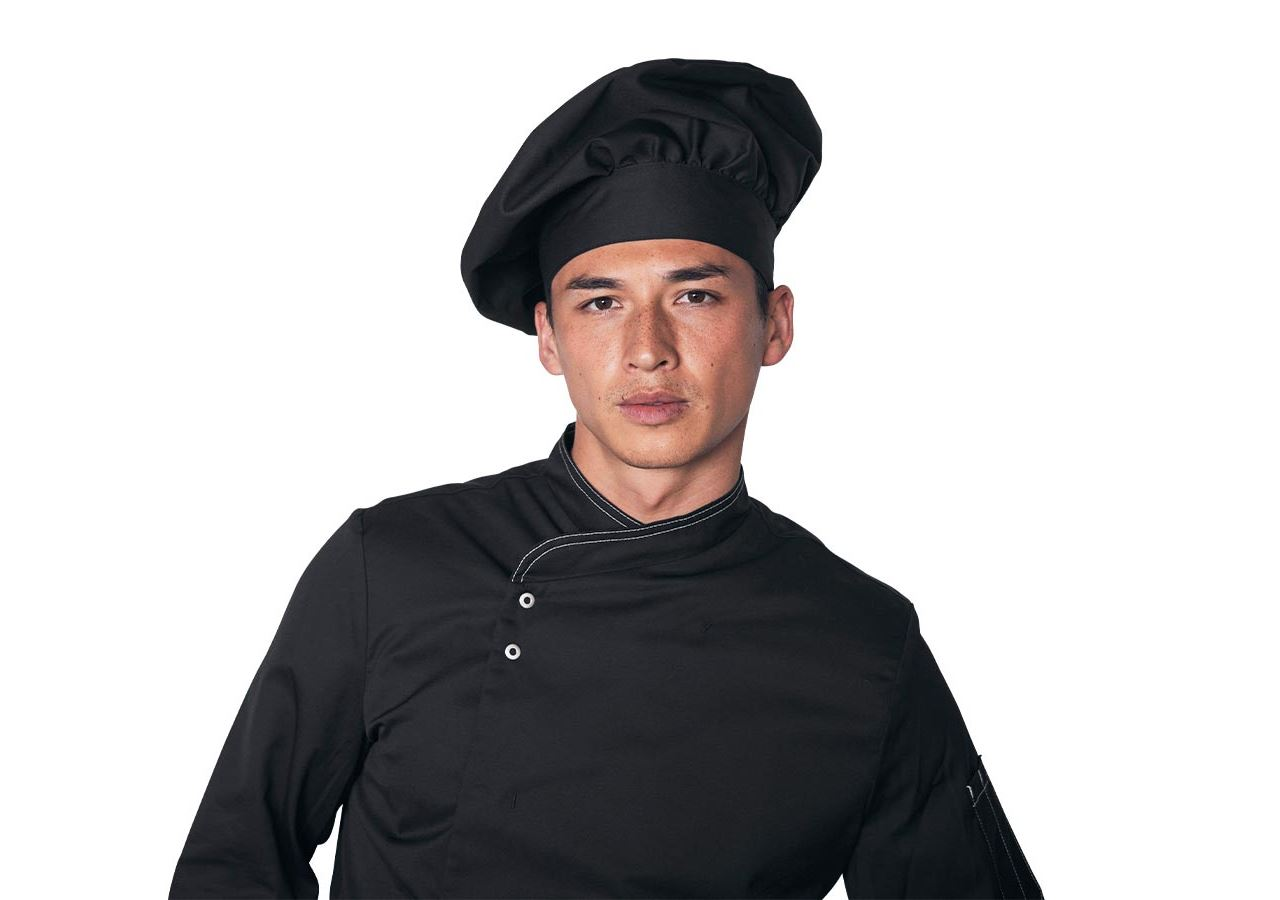 Accessories: French Chefs Hats II + black