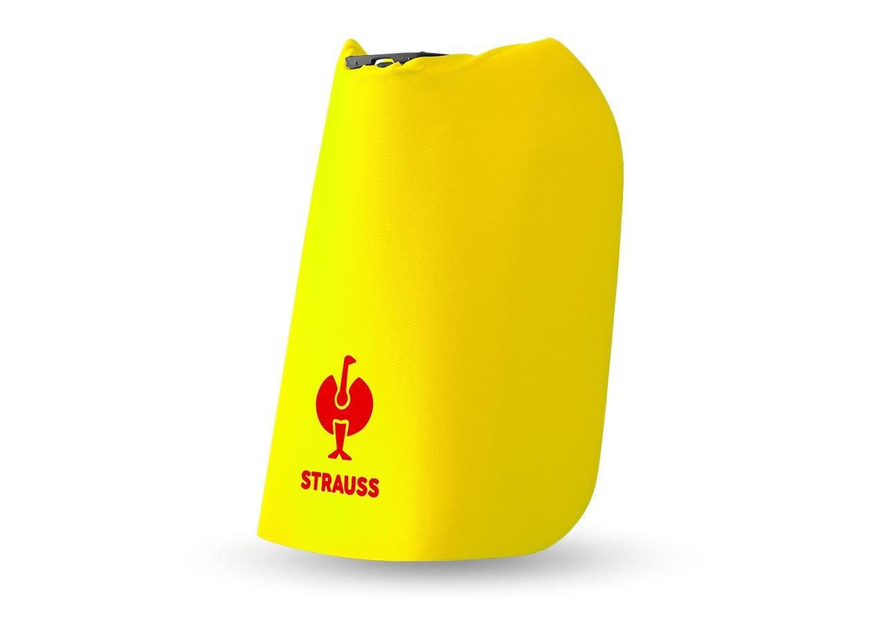 Accessories: e.s. Neck protector Protos® + high-vis yellow