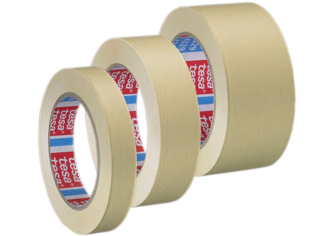 Plastic bands | crepe bands: tesa crepe painter's tape 4329