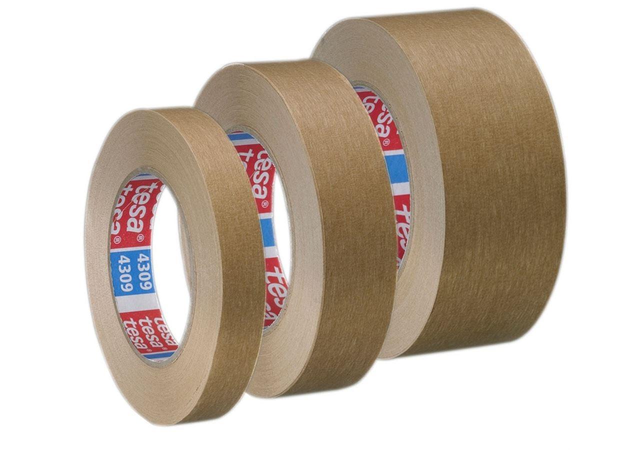 Plastic bands   crepe bands: tesa crepe painter's tape 4309