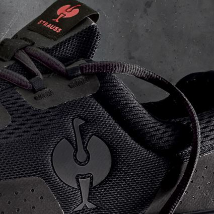 O1: O1 Work shoes e.s. Keran + black 2