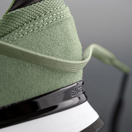 O1: O1 Work shoes e.s. Kitulo + palegreen 4