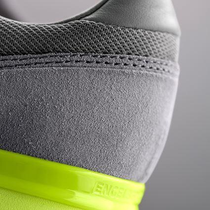 O1: O1 Work shoes e.s. Kitulo + pearlgrey/high-vis yellow 4