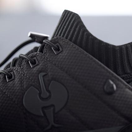 O2: O2 Work shoes e.s. Mikumi + black 2