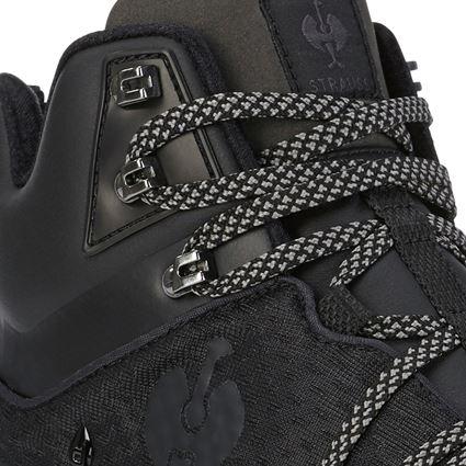 O2: O2 Work shoes e.s. Kobuk mid + black 2