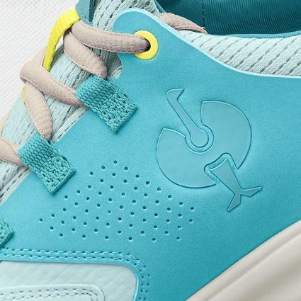 O1: O1 Work shoes e.s. Honnor II, ladies' + aquamarine 2