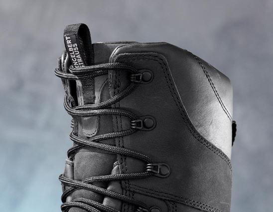 S3: e.s. S3 Safety boots Apodis high + black 4