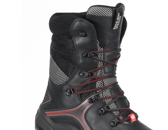 S3: e.s. S3 Safety boots Pollux + black/red 4