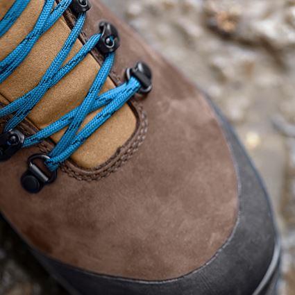 S3: S3 Safety boots e.s. Alrakis II mid + bark/walnut/atoll 2
