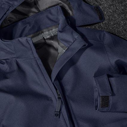 Jackets: e.s. Functional jacket CI, children's + navy 2