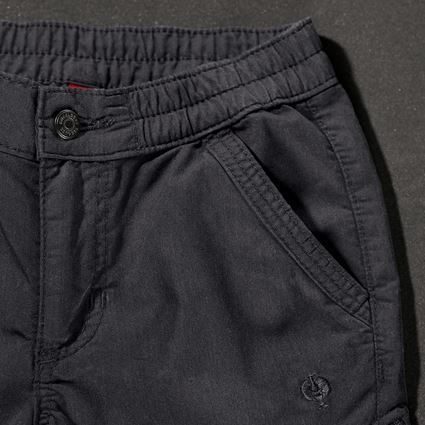 Trousers: Cargo trousers e.s. ventura vintage, children's + black 2