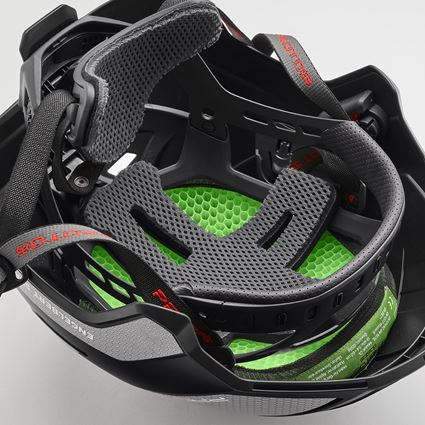Hard Hats: e.s. Mountaineer and climbing helmet Protos® + black/anthracite 2