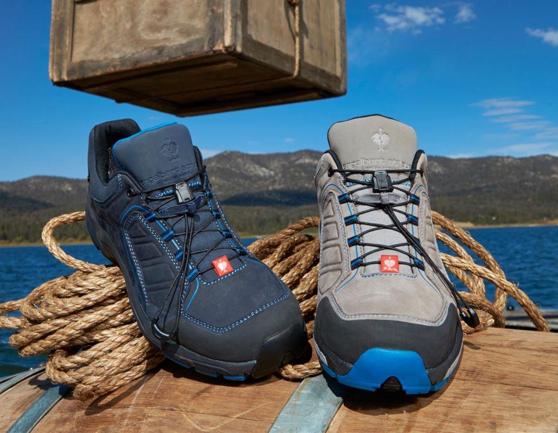 O2: e.s. O2 Work shoes Minkar Leder + ash/atoll 2