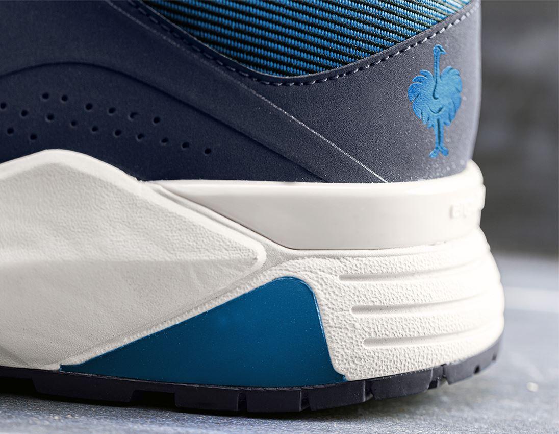 O1: e.s. O1 Work shoes Carna + deepseablue/peacockblue 2