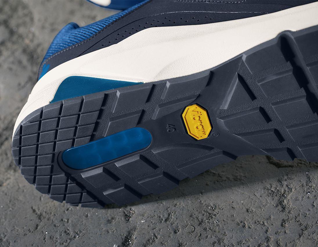 O1: e.s. O1 Work shoes Carna + deepseablue/peacockblue 1