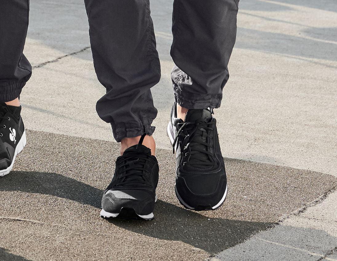 O1: O1 Work shoes e.s. Kitulo + black 1