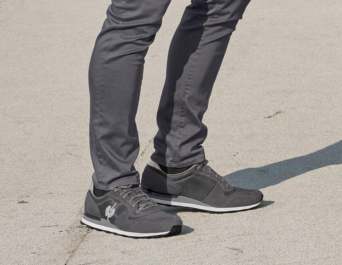 O1: O1 Work shoes e.s. Kitulo + anthracite 1