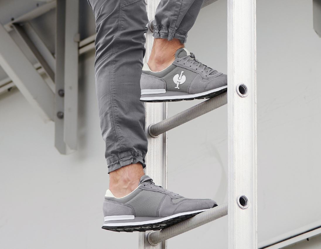 O1: O1 Work shoes e.s. Kitulo + pearlgrey 1