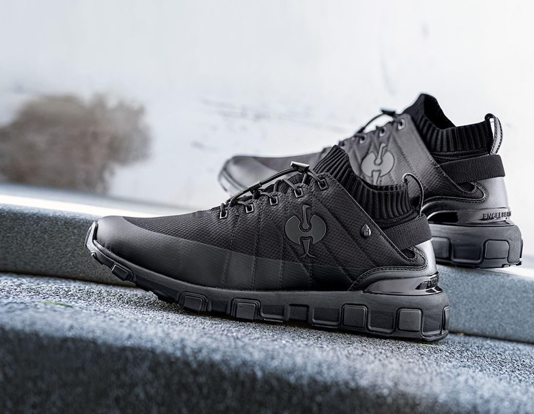 O2: O2 Work shoes e.s. Mikumi + black