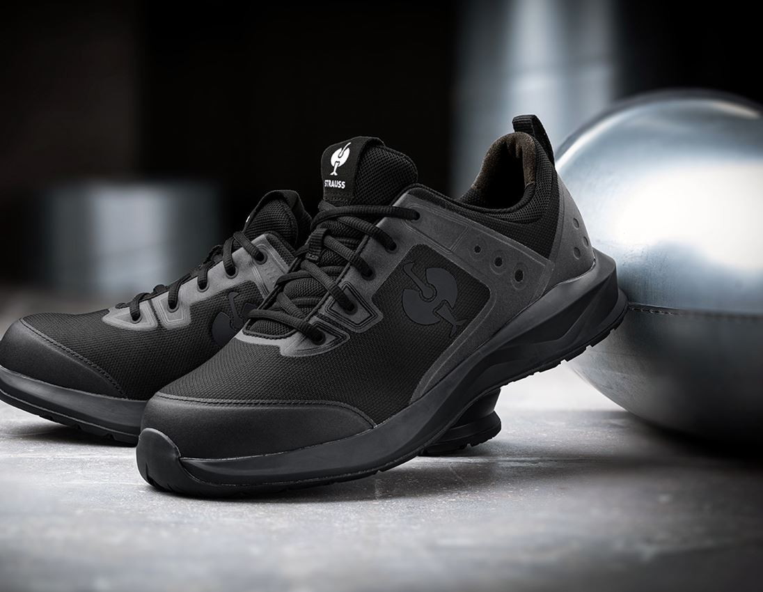 S1: S1 Safety shoes e.s. Hades II + black