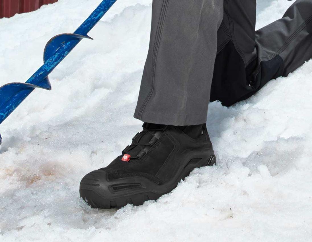 S3: e.s. S3 Safety boots Nembus high + black 1